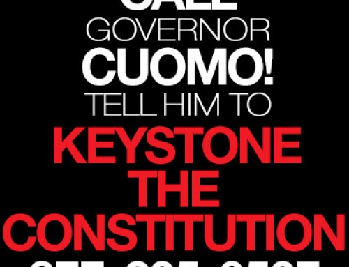 Tell Cuomo to Keystone the Constitution Pipeline!