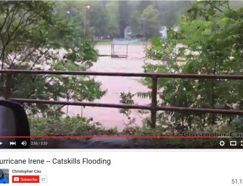 Hurricane Irene — Catskills Flooding