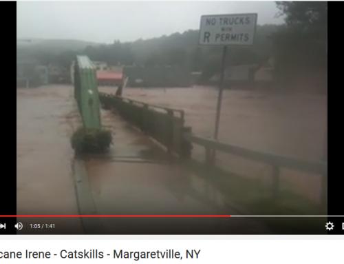 Hurricane Irene – Catskills – Margaretville, NY