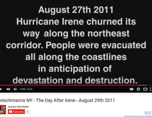 Fleischmanns NY – The Day After Irene – August 29th 2011